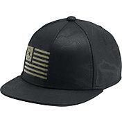 Under Armour Boy's FREEDOM Snapback Hat