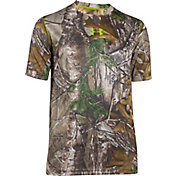 Under Armour Youth Scent Control Tech T-Shirt