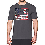 Under Armour Men's Big Flag Logo T-Shirt