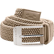 Under Armour Men's Braided Golf Belt