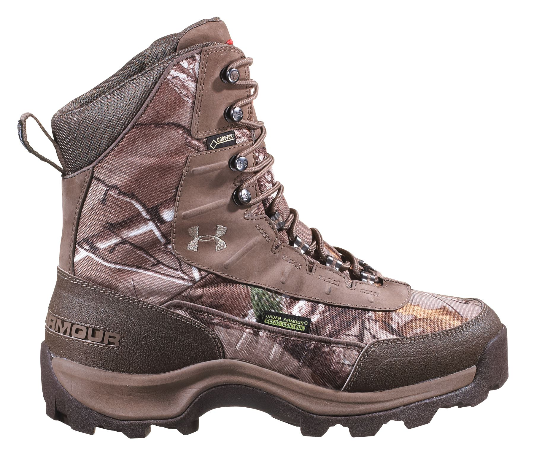 under armour hunting boots. under armour men\u0027s brow tine gore-tex 800g hunting boots
