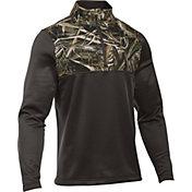 Under Armour Men's Caliber Quarter Zip Fleece Pullover