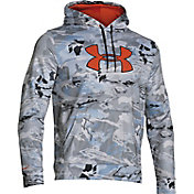 Under Armour Men's Storm Camo Big Logo Hoodie