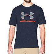 Under Armour Men's Camo Fill Logo Graphic T-Shirt