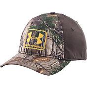 Under Armour Men's Stretch Fit Camo Hat