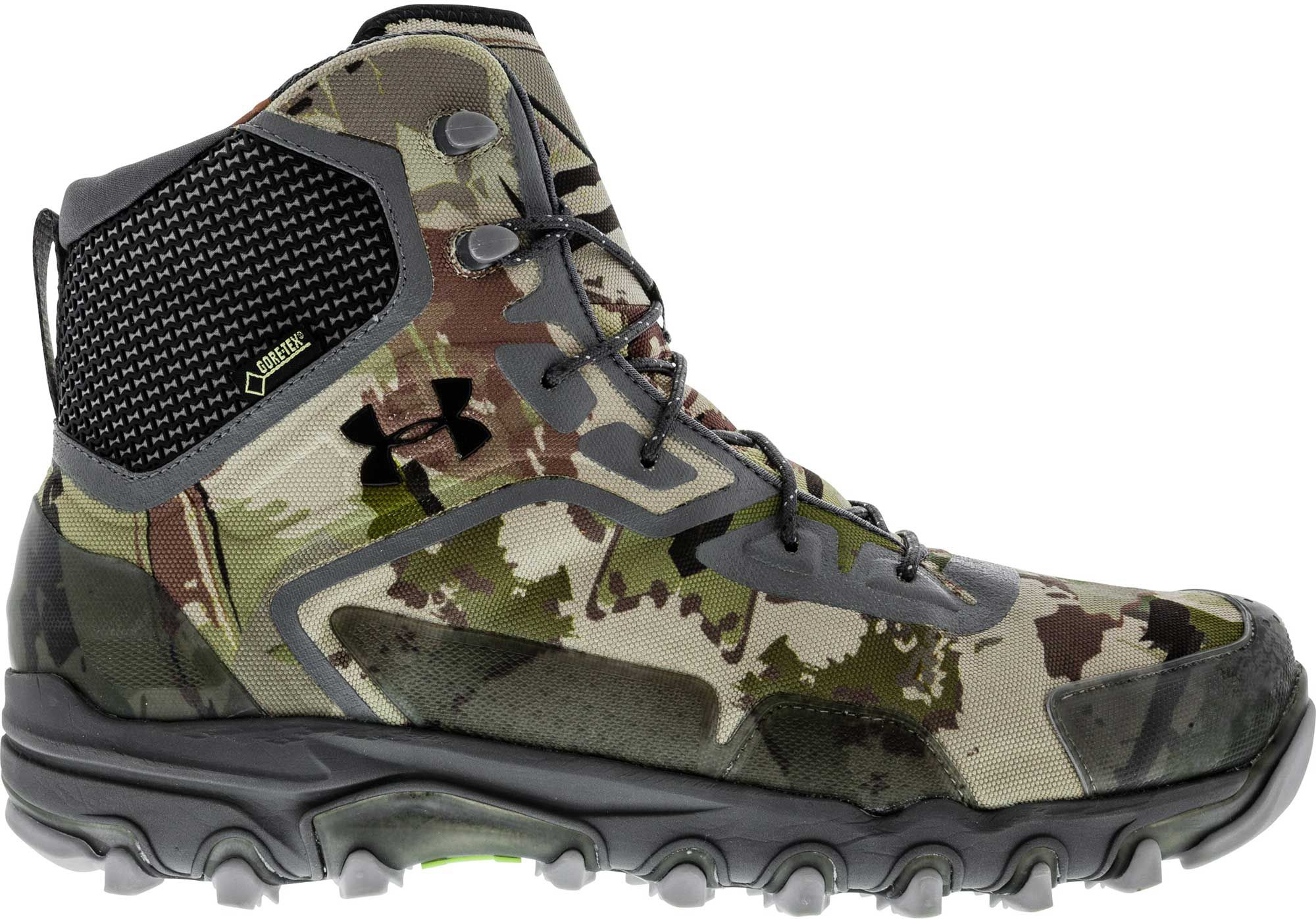 under armour insulated hunting boots. under armour men\u0027s ridge reaper extreme gore-tex field hunting boots insulated t