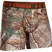 Under Armour Men's Camo Boxerjock Boxer Briefs