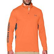 Under Armour Men's Fish Hunter Tech Quarter-Zip Long Sleeve Shirt