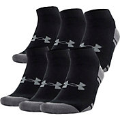 Under Armour Resistor Low Cut Athletic Socks 6 Pack