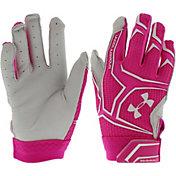 Under Armour Women's ClutchFit Fastpitch Batting Gloves