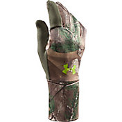 Under Armour Women's Scent Control Camo Gloves