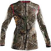 Under Armour Women's EVO Scent Control Long Sleeve Shirt
