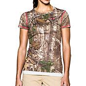 Under Armour Women's EVO Scent Control T-Shirt