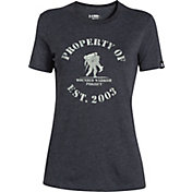 Under Armour Women's Wounded Warrior Project Property Of T-Shirt