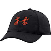 Under Armour Youth Antler Logo Hat