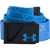 Under Armour Youth Range Webbing Golf Belt