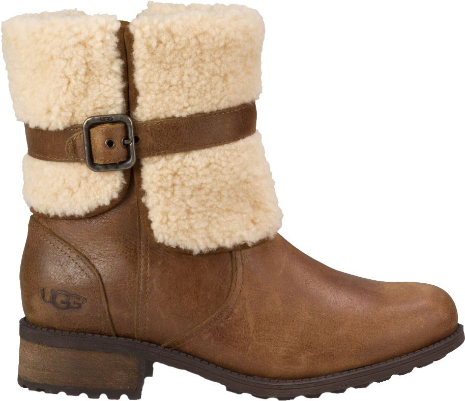 UGG Australia Women's Blayre II Leather Winter Boots| DICK'S ...