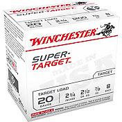 Winchester Super Target Shotgun Ammo – 100 Shells