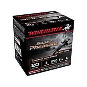 Winchester Super-X Super Pheasant 20 Gauge Shotgun Ammunition