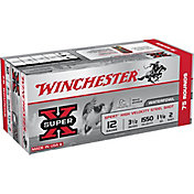 Winchester 12 GA Super-X Xpert HV Steel Shot Shotgun Ammo – 75 Shells