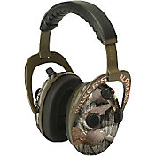 Walker's Game Ear Alpha Muff 360 Quad Electronic Shooting Earmuffs