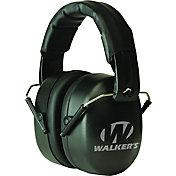Walker's Game Ear EXT Range Folding Shooting Earmuffs