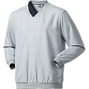 Walter Hagen Men's V-Neck Golf Windshirt