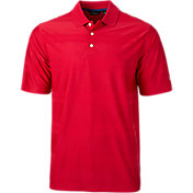 Walter Hagen Men's Essentials Drop Needle Golf Polo