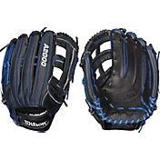 """Wilson 12.75"""" 1799 A2000 SuperSkin Series Glove"""
