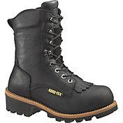 """Wolverine Men's Buckeye 8"""" GORE-TEX Work Boots"""
