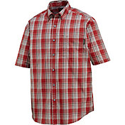 Wolverine Men's Basin Short Sleeve Shirt - Big & Tall