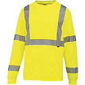 Wolverine Men's Caution Long Sleeve Shirt