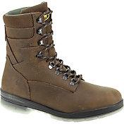 "Wolverine Men's DuraShocks 8"" Waterproof 200g Work Boots"