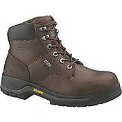 """Wolverine Men's Harrison 6"""" Work Boots"""