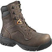 Wolverine Men's Merlin 8'' Waterproof Composite Toe Work Boots