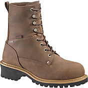 "Wolverine Men's Snyder 8"" Waterproof 400g Steel Toe Work Boots"