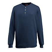 Wolverine Men's Walden Long Sleeve Henley Shirt