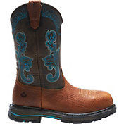 Wolverine Women's Kacey Composite Toe Wide Work Boots