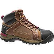 Wolverine Women's Chisel Mid Steel Toe Work Boots
