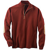 Woolrich Men's Boysen Half Zip Sweater