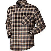 Woolrich Men's Tall Pine Flannel Long Sleeve Shirt