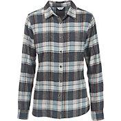 Woolrich Women's Pemberton Flannel Long Sleeve Shirt
