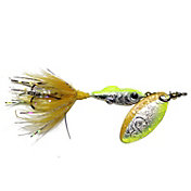 Yakima Worden's Rooster Tail Minnow Spinners