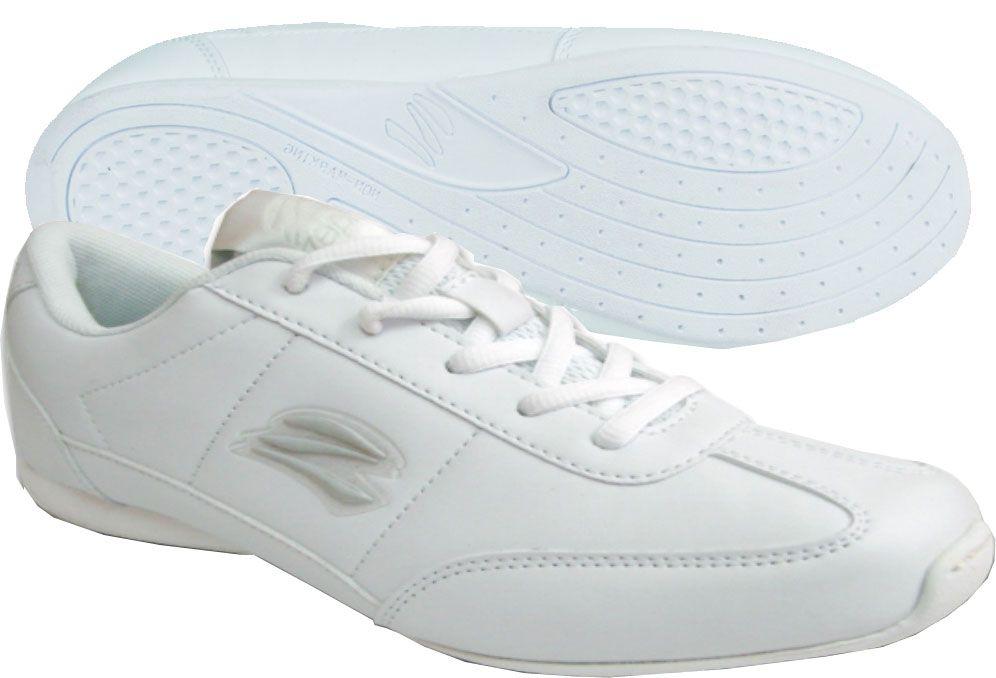 Academy White Nike Cheer Shoes Style Guru Fashion