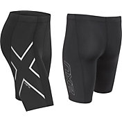 2XU Men's Hyoptik Compression Shorts