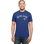 '47 Men's Toronto Blue Jays MVP Splitter Royal T-Shirt