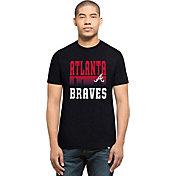 '47 Men's Atlanta Braves Navy Club T-Shirt