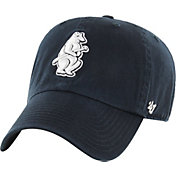 '47 Men's Chicago Cubs Cooperstown Clean Up Navy Adjustable Hat