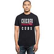 '47 Men's Chicago Cubs Navy Club T-Shirt