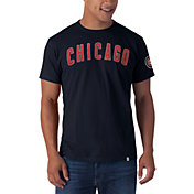 '47 Men's Chicago Cubs Navy Fieldhouse T-Shirt